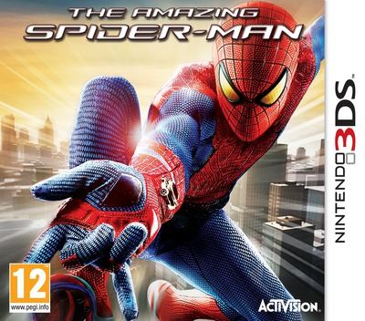 The Amazing Spider-Man 3DS coverM (AS8P)