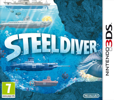 Steel Diver 3DS coverM (ASDP)