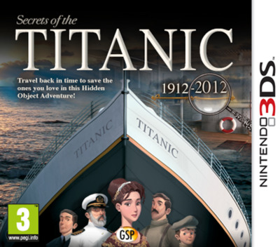 Secrets of the Titanic 3DS coverM (ASEP)