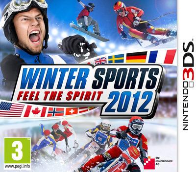 Winter Sports 2012 - Feel the Spirit 3DS coverM (AWSP)