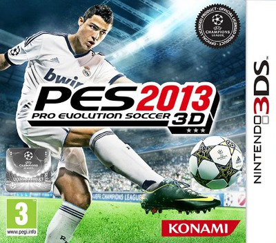 Pro Evolution Soccer 2013 3D 3DS coverM (AWTP)