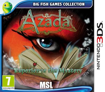 Azada 3DS coverM (AZDP)