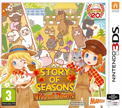 Story of Seasons: Trio of Towns 3DS coverM (BB3P)