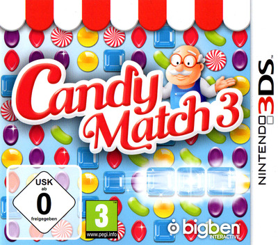 Candy Match 3 3DS coverM (BCMP)