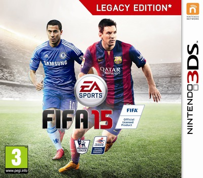 FIFA 15 - Legacy Edition 3DS coverM (BFTP)