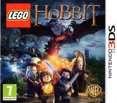 LEGO The Hobbit 3DS coverM (BLHX)