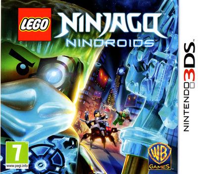 LEGO Ninjago - Nindroids 3DS coverM (BLNP)