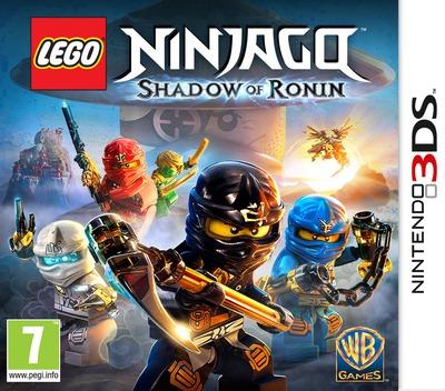 LEGO Ninjago - Shadow of Ronin 3DS coverM (BLSX)