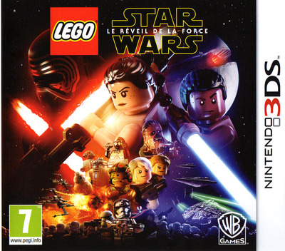 LEGO Star Wars: The Force Awakens 3DS coverM (BLWF)