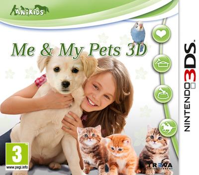 Me & My Pets 3D Array coverM (BM3P)