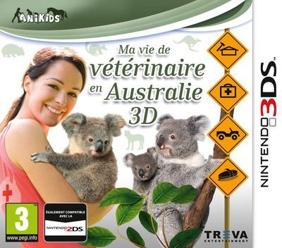 Outback Pet Rescue 3D 3DS coverM (BM4P)
