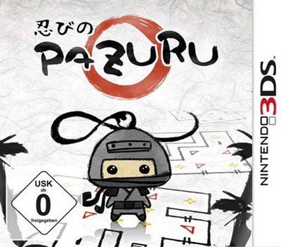 Pazuru 3DS coverM (BPZP)