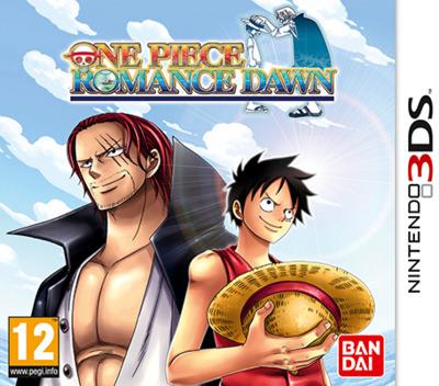 One Piece - Romance Dawn 3DS coverM (BRDP)