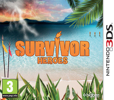 Survivor Heroes 3DS coverM (BSHP)
