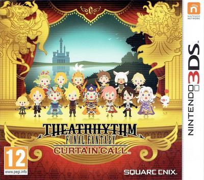 Theatrhythm Final Fantasy - Curtain Call 3DS coverM (BTHP)