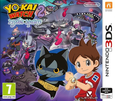 Yo-Kai Watch 2: Psychic Specters 3DS coverM (BYSP)