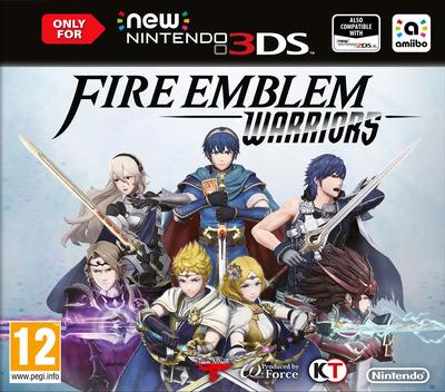 Fire Emblem Warriors 3DS coverM (CFMP)