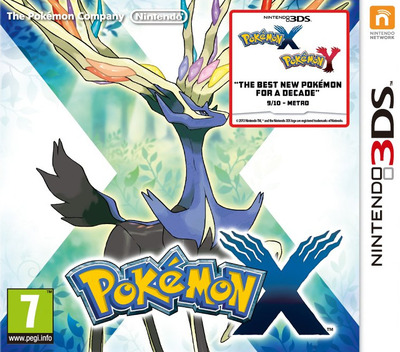 Pokémon X 3DS coverM (EKJA)