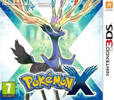 Pokémon X 3DS coverM (EKJP)