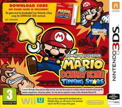 Mario vs Donkey Kong - Tipping Stars Array coverM (JYLP)