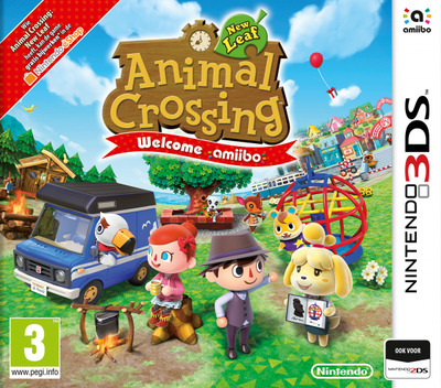 3DS coverM (EAAP)