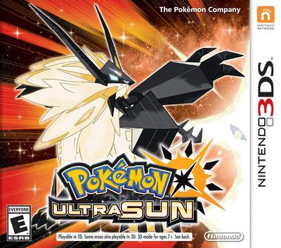 Pokémon Ultra Sun 3DS coverM (A2AE)