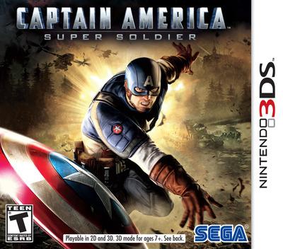 Captain America - Super Soldier 3DS coverM (ACAE)