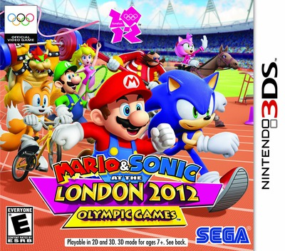 Mario & Sonic at the London 2012 Olympic Games 3DS coverM (ACME)