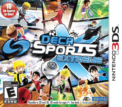 Deca Sports Extreme 3DS coverM (ADEE)