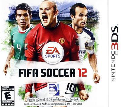 FIFA Soccer 12 3DS coverM (AF2E)