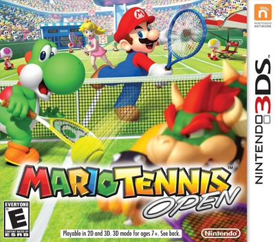 Mario Tennis Open Array coverM (AGAE)