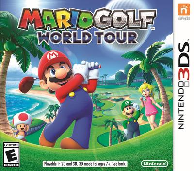 Mario Golf - World Tour 3DS coverM (AJ3E)