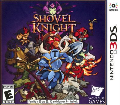 Shovel Knight 3DS coverM (AKSE)