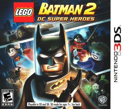 LEGO Batman 2 - DC Super Heroes 3DS coverM (ALBE)