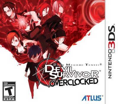 Shin Megami Tensei - Devil Survivor Overclocked 3DS coverM (AMTE)