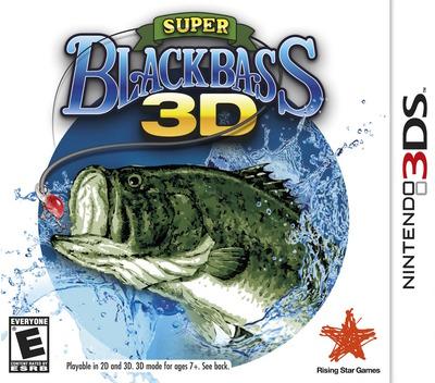 Super Black Bass 3D Array coverM (ASBE)