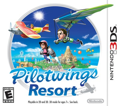 Pilotwings Resort 3DS coverM (AWAE)