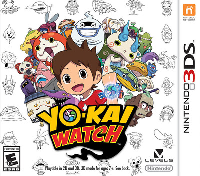 Yo-Kai Watch 3DS coverM (AYWE)