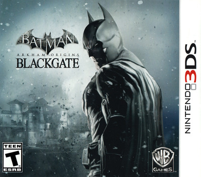 Batman - Arkham Origins Blackgate 3DS coverM (AZEE)