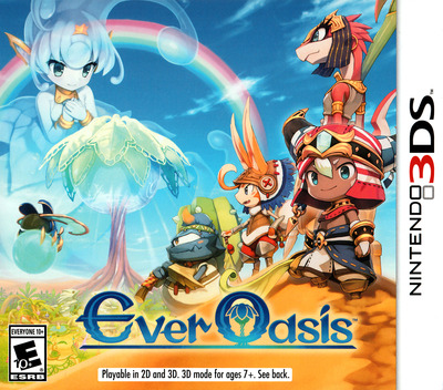 Ever Oasis 3DS coverM (BAGE)