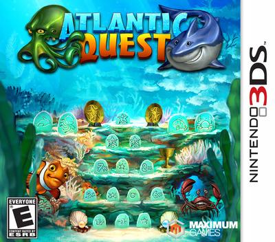 Atlantic Quest 3DS coverM (BAQE)