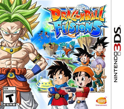 Dragon Ball Fusions 3DS coverM (BDLE)