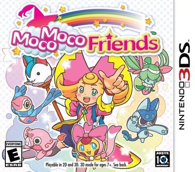 Moco Moco Friends 3DS coverM (BM5E)