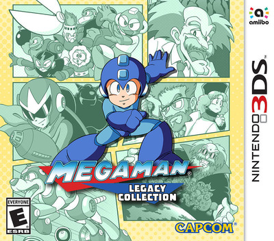 Mega Man Legacy Collection 3DS coverM (BMME)