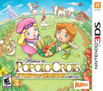 Return to PoPoLoCrois: A Story of Seasons Fairytale 3DS coverM (BPPE)