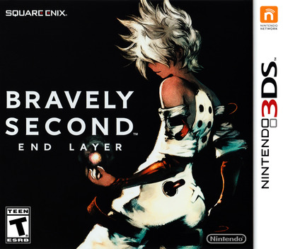 Bravely Second: End Layer 3DS coverM (BSEE)