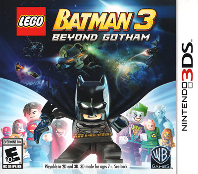 LEGO Batman 3 - Beyond Gotham 3DS coverM (BTME)