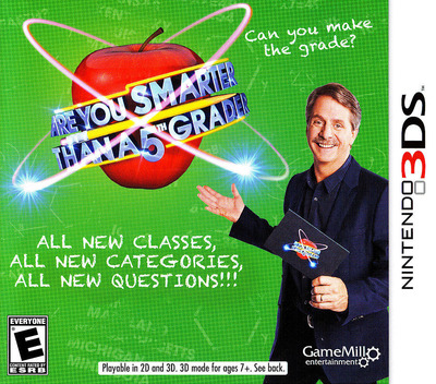 Are You Smarter than a 5th Grader 3DS coverM (BY5E)