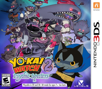 Yo-Kai Watch 2: Psychic Specters 3DS coverM (BYSE)