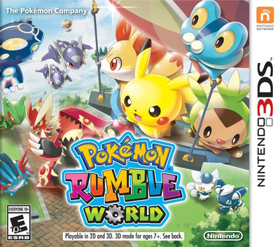 Pokémon Rumble World Array coverM (ECFE)